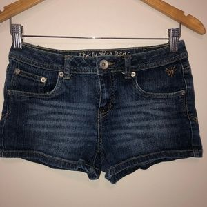 💴 Justice Jean Shorts 10 1/2